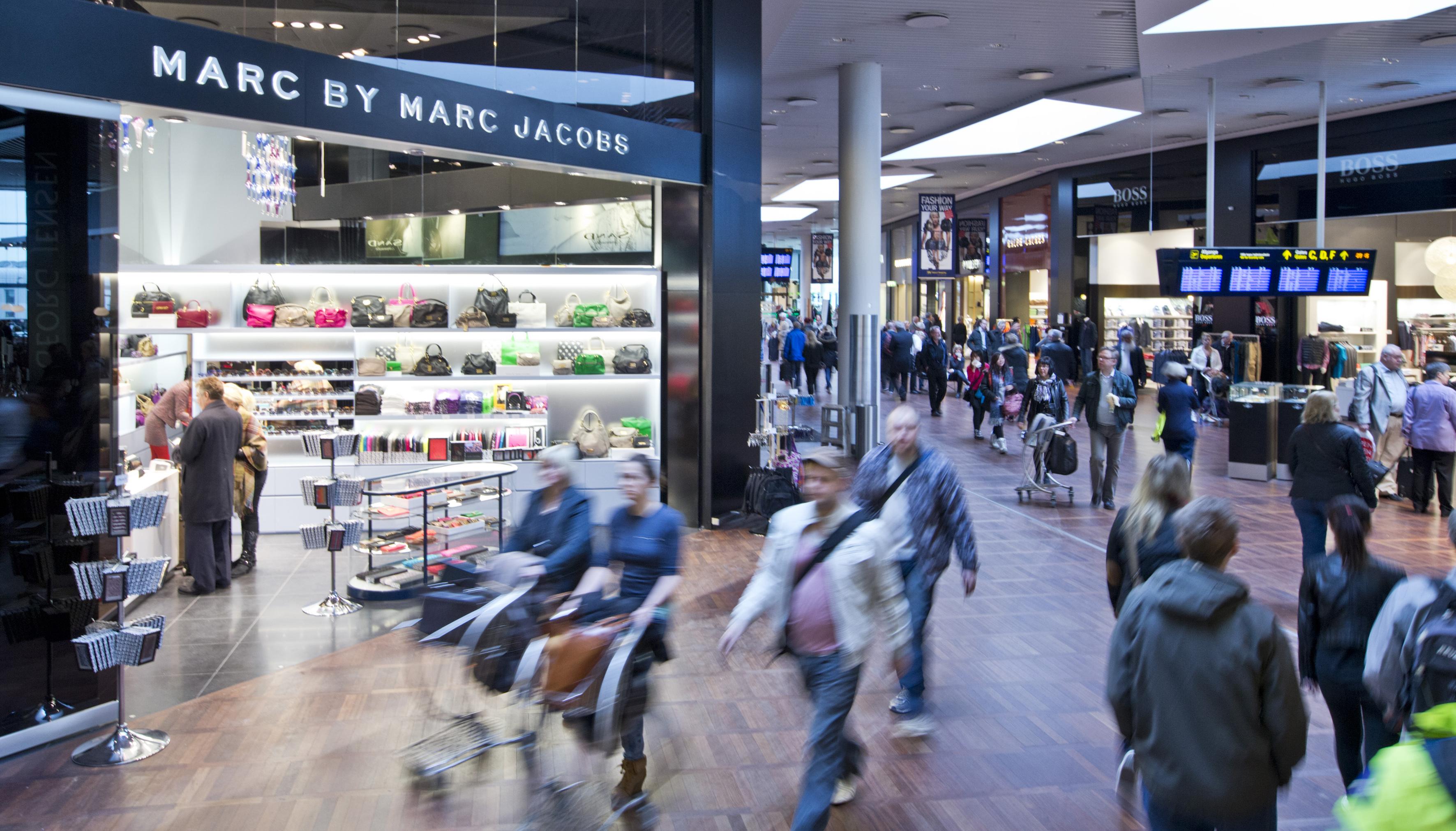 københavns lufthavn shopping